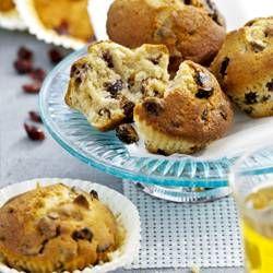 Cranberry Muffins