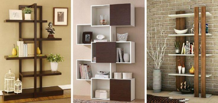 A lakás díszítése nem is bonyolult feladat, csupán néhány polcra lesz szükséged hozzá!