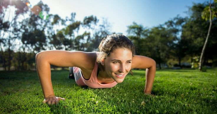 Lose arm fat and get toned with these simple steps.
