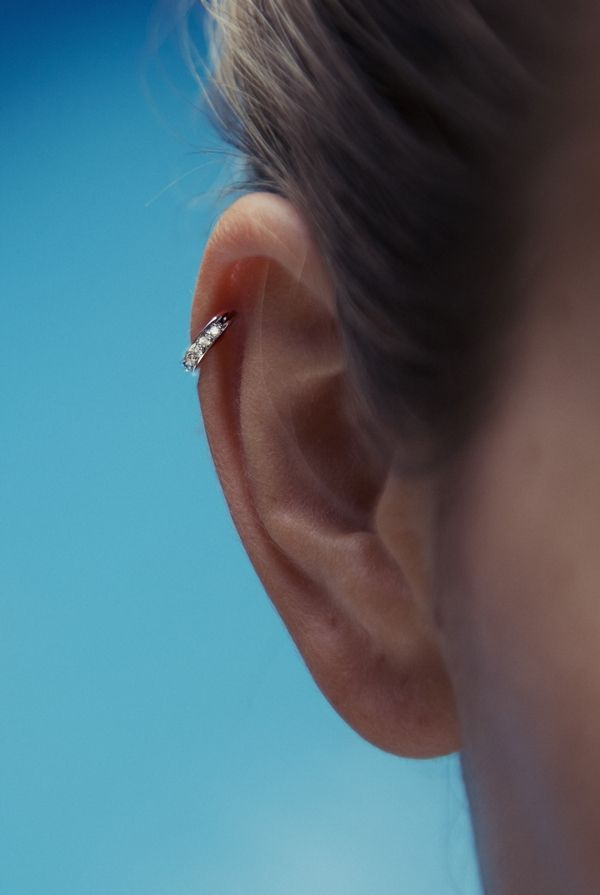 SP Gioelli helix earring | Blog Dandynha Barbosa