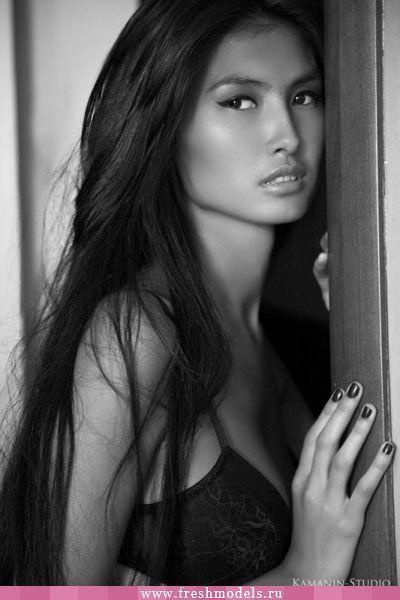Zhanna Zhumaliyeva: Beautiful Pageants, Asian Darkstraightlonghair, Asian Faces, Beautiful Women, Simply Beautiful, Thee Eye, Portraits, Faces Monocolor, Zhanna Zhumaliyeva