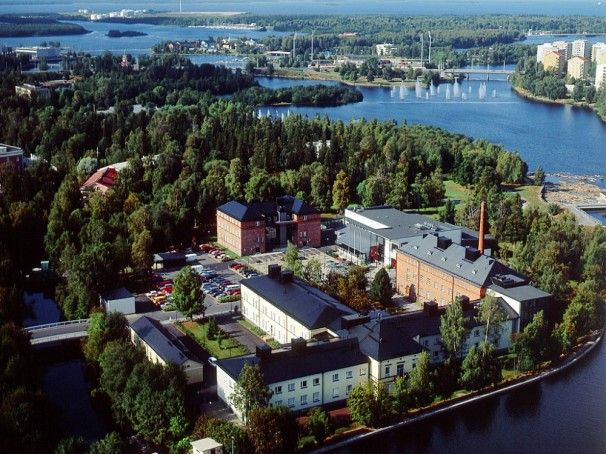 Das Hotel Lasaretti in #Oulu liegt auf der Insel #Lasaretinsaari - http://www.nordicmarketing.de/hotel-lasaretti/