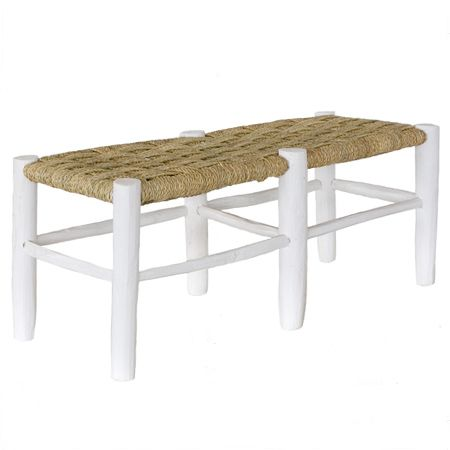 bench white
