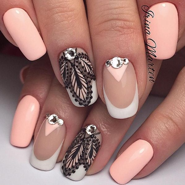 Fancy Manicure Salon Decoration: Best 25+ Fancy Nail Art Ideas On Pinterest