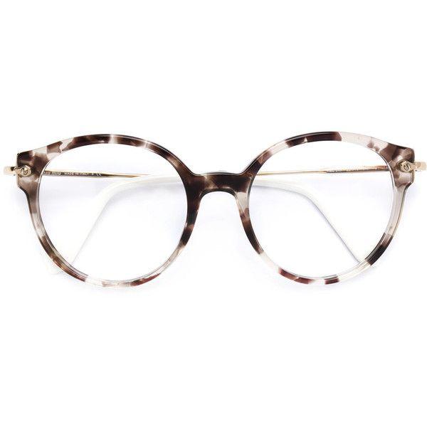 Miu Miu Eyewear tortoiseshell glasses (14,860 DOP) ❤ liked on Polyvore featuring accessories, eyewear, eyeglasses, brown, miu miu eye glasses, tortoise eyeglasses, miu miu eyewear, tortoiseshell eyeglasses and miu miu eyeglasses