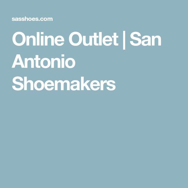 Online Outlet | San Antonio Shoemakers