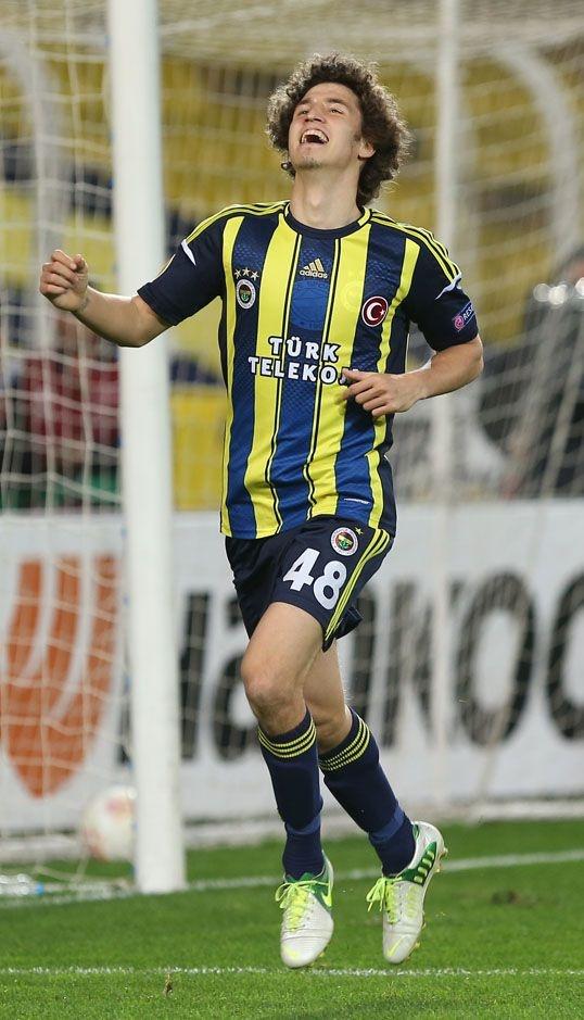 Fenerbahçe - Viktoria Plzen   Salih Uçan