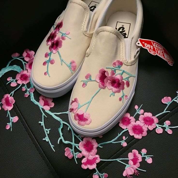 (@vandythepink) on Instagram custom vans #sneakers