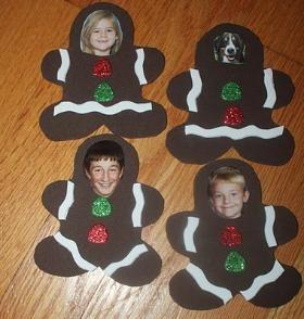 Gingerbread week. THE longest week of preschool. And I thought turkey week was tough