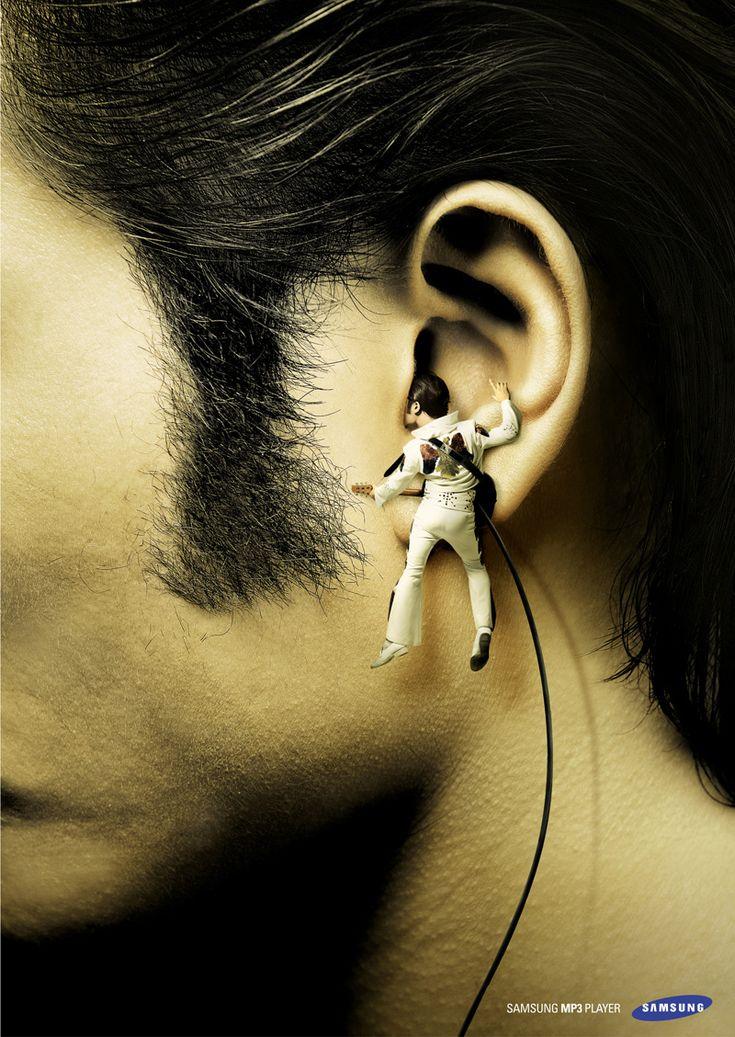 Samsung MP3 Player - Elvis