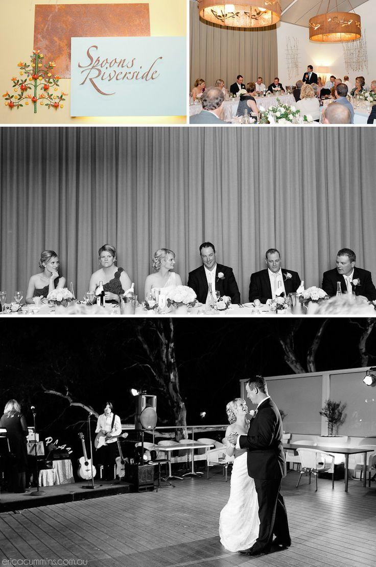 Spoons Riverside Wedding Receptions Swan Hill http://www.spoonsriverside.com.au/