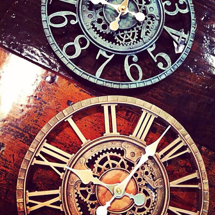 Lovely clocks
