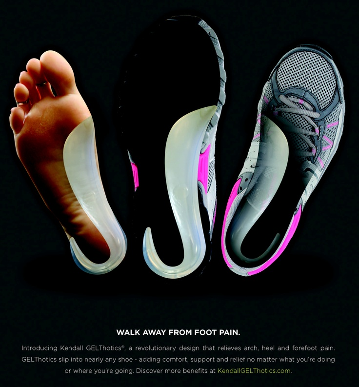 Win a pair of GelThotics~ help with foot pain!