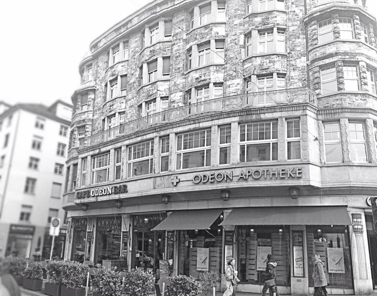 Odeon Zürich, Foto von Ralf R.