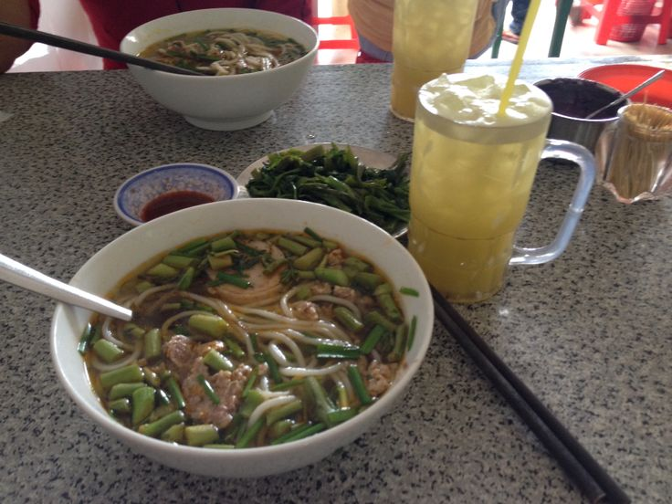 My favorite noodle and sugar water!