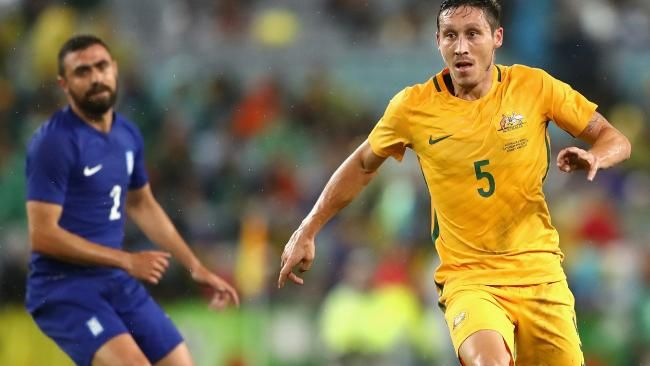 Mark Milligan says #Socceroos shouldn't underestimate any opponent. We agree!