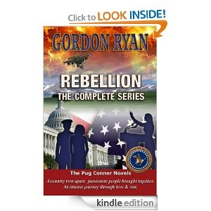 Rebellion: The Complete Series [Kindle Edition] REVIEW