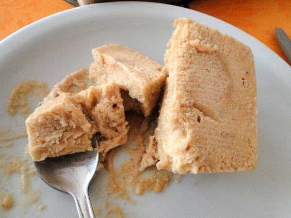 Glace au beurre de cacahuètes |  Fitnessfriandises.fr