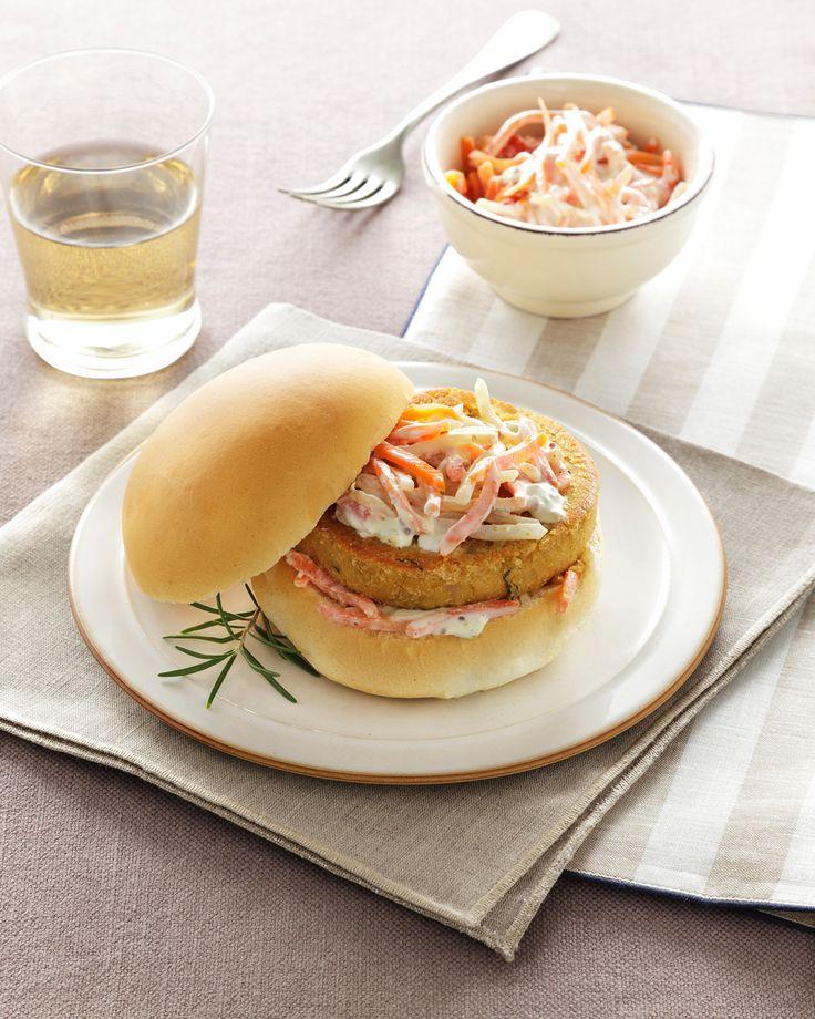 Hamburger di ceci : Scopri come preparare questa deliziosa ricetta. Facile…