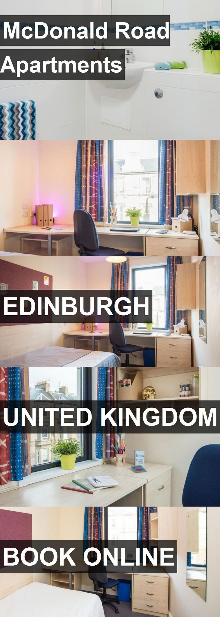 McDonald Road Apartments in Edinburgh, United Kingdom. For more information, photos, reviews and best prices please follow the link. #UnitedKingdom #Edinburgh #travel #vacation #apartment