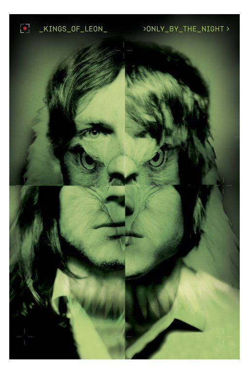 Kings of Leon only by the night. Love this album, reminds me of my hubby and I's road trip across Ireland.