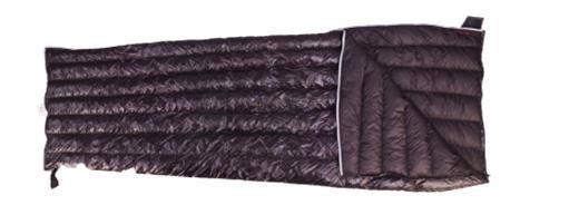 Envelope goose down sleeping bag Urltra-compact ultralight down sleeping bag