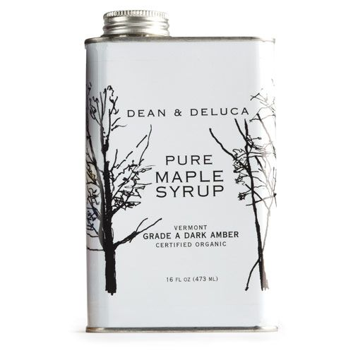 Dean & Deluca organic maple syrup. Does anybody else think of Felicity Porter whenever they see Dean & Deluca things? Just me, then? Awesome.
