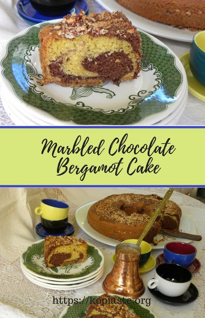 Learn how to make the best marble  cake with real chcocolate.