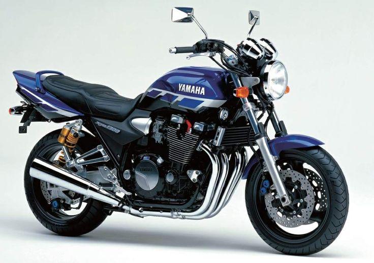 XJR 1300, 2000-2001