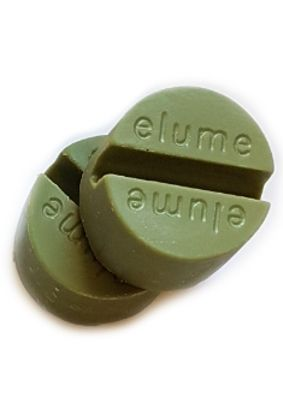 Elume Emerald Palm & Aloe Flower Soy Wax Melts