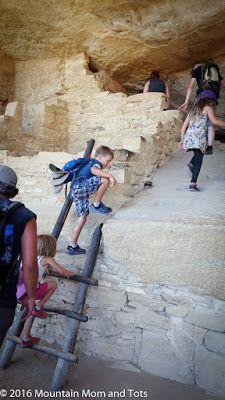 MountainMomandTots: Three Must Do Activities at Mesa Verde National Park