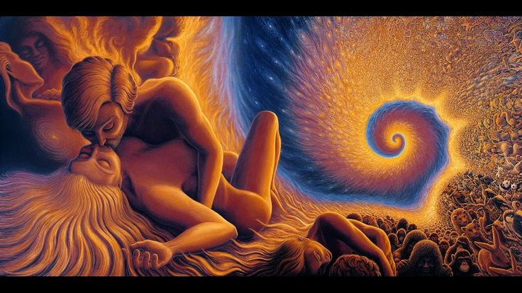 Powerful & Fast Arousal Frequency ~ Male & Female ~ Binaural Beats
