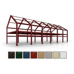 Order steel building & metal building kits from Rhino Steel Building Systems. We offer top quality materials & design for all types of steel buildings.