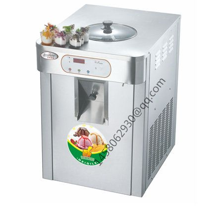 Factory Price Desktop 18L Commercial Hard Ice Cream Making Machine for Sale industrial ice cream making machine