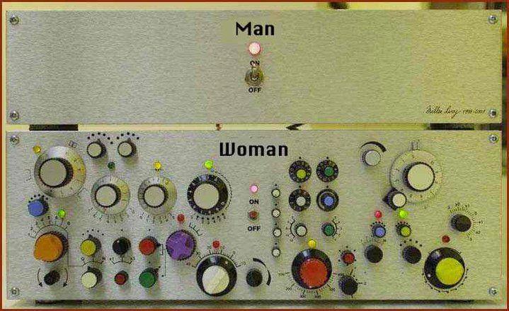 woman-man