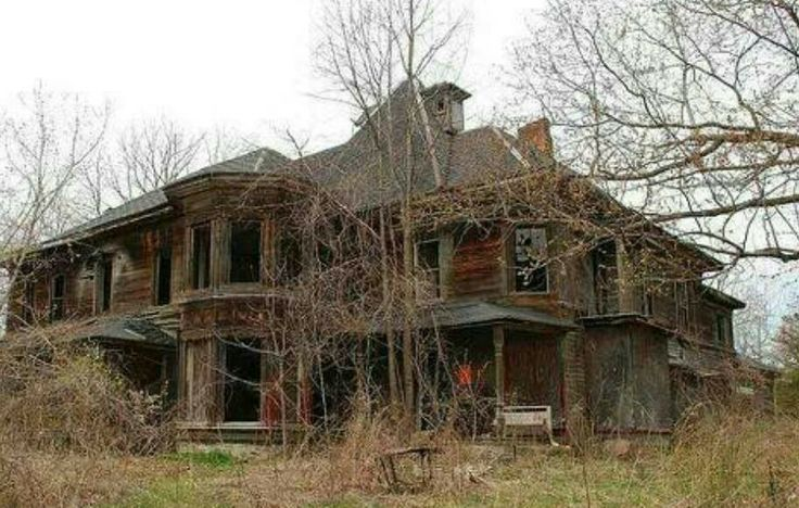Idea by Rob Rumrill on Cool & Creepy places Abandoned