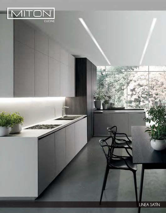 La iluminación, los equipos y el diseño más cómodo para tus necesidades son claves al momento de desarrollar tu proyecto de cocina