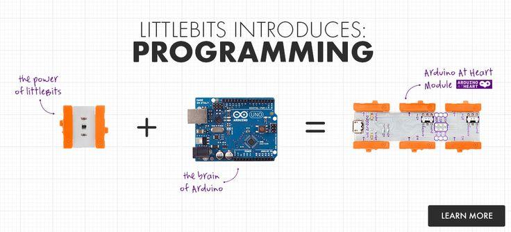 Open Source Hardware LittleBits Site