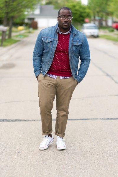 Moda masculina plus size - Dicas de estilo para homens gordinhos