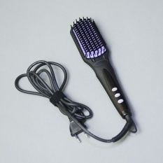 LCD Ion Comb Brush Hair Straightener Hair Straightener Hair Straightener Massager