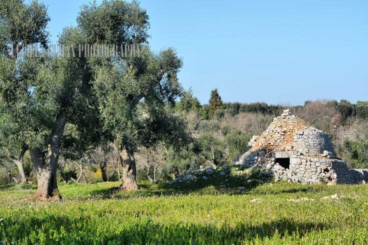 Old Trullo in Puglia! https://www.facebook.com/LucillaCumanPhotography