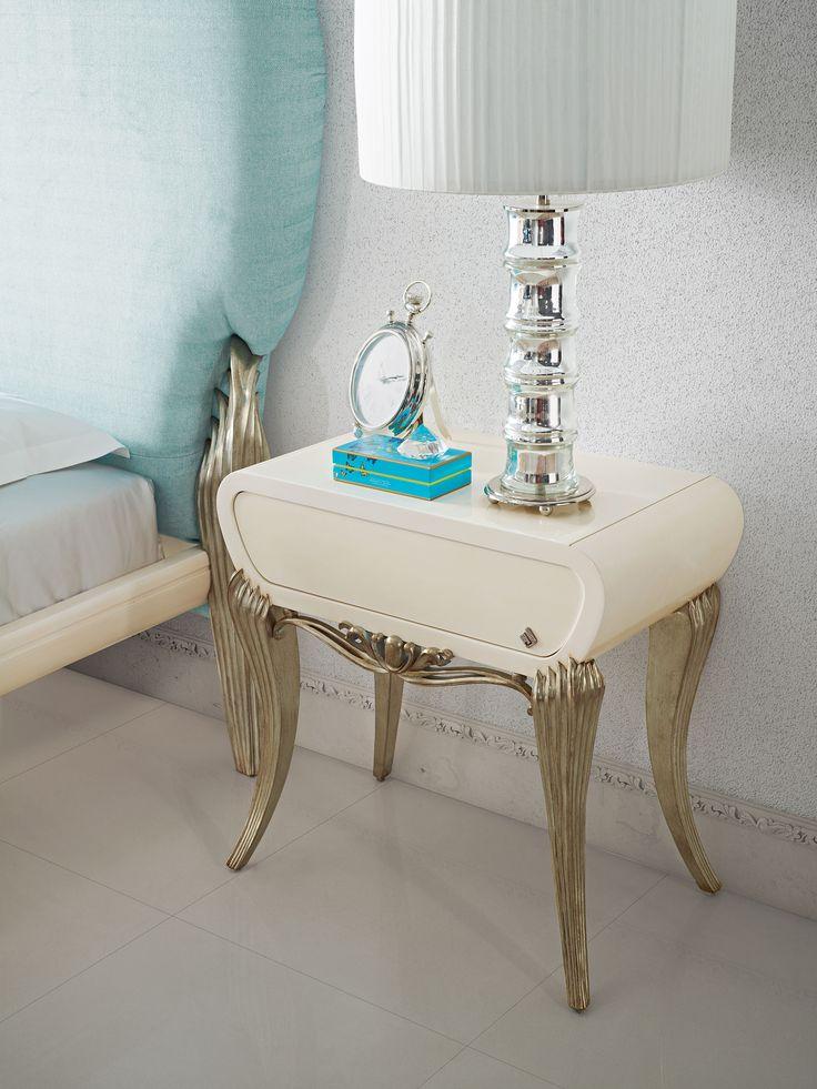 Spacium bedside table  Jetclass   Real Furniture Luxury Interior Design .meet the jetsons bedroom