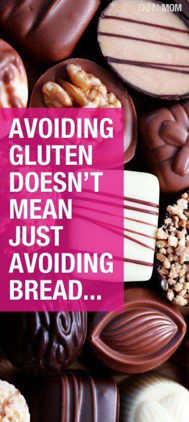 Check out these foods that are surprisingly not gluten free! #kombuchaguru #glutenfree Also check out: http://kombuchaguru.com