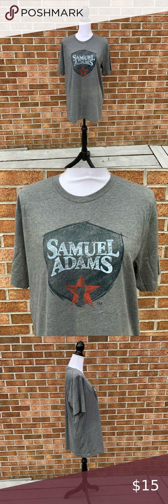 New Samuel Adams Beer Shirt Sam Adams Size XL in 2020