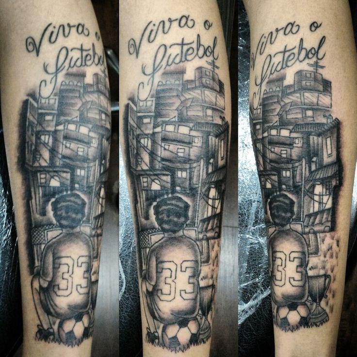 Tattoo futebol