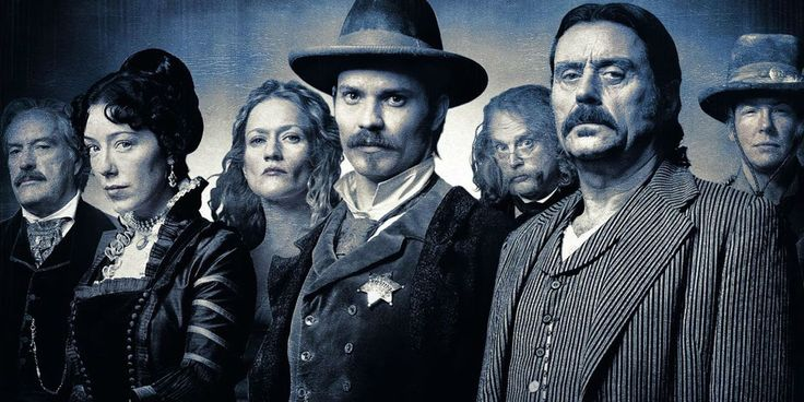 HBO contacted Deadwood cast for possible movie.  I'm so excited!! ♡♡♡