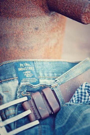 #SS14 #denim & Belts #petrol