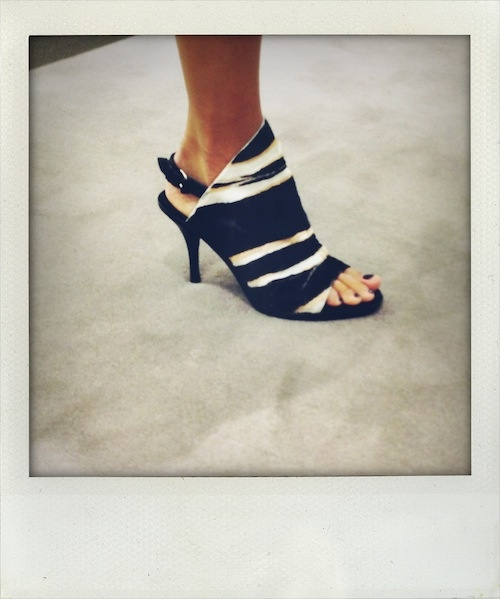The Window – Camera In Hand, The Barneys Fashion Office Goes Shoe Stalking