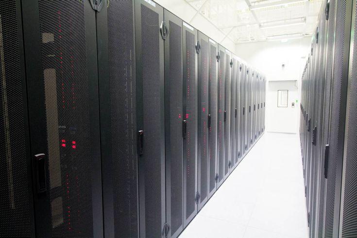 ¿Por qué el 70% del tráfico de internet pasa por Virginia?