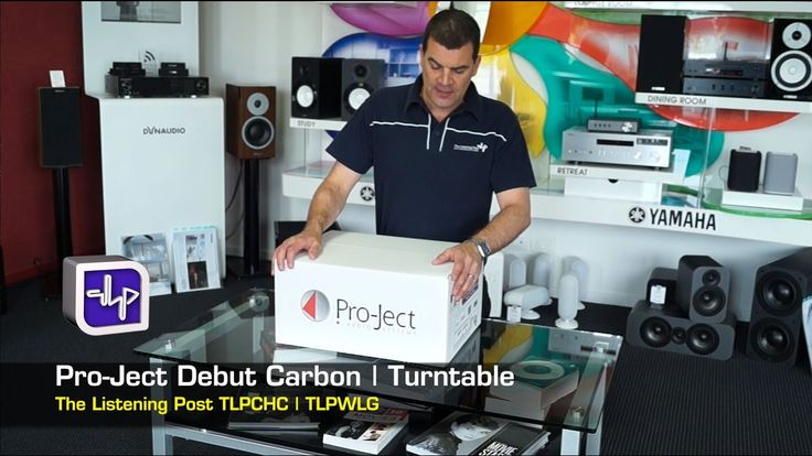 Project Debut Carbon Turntable Unboxing | The Listening Post | TLPCHC TL...